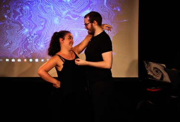 Improbotics @ Camden Fringe 2019 Photo credits: Natalya Micic
