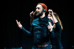 Credits: Eleanora Briscoeat the Edinburgh International Improv Festival, 1 March 2020