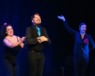 Credits: Björn Nilsson at Improfest Sweden Göteborg, 21 November 2019